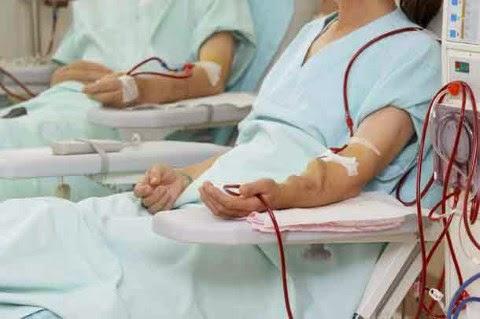Εφαρμογή του ζεόλιθου στην αντιμετώπιση της νεφρικής ανεπάρκειας.