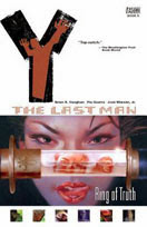 Y: The Last Man Vol 5: Ring of Truth by Brian K. Vaughan