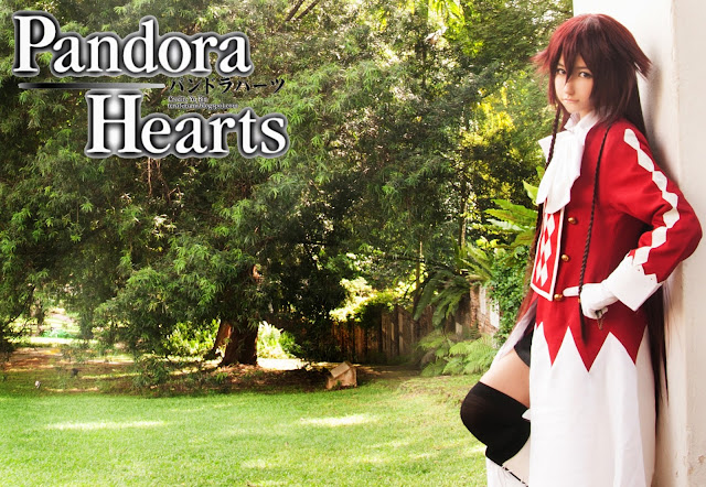 Pandora Hearts Alice Baskerville B Rabbit