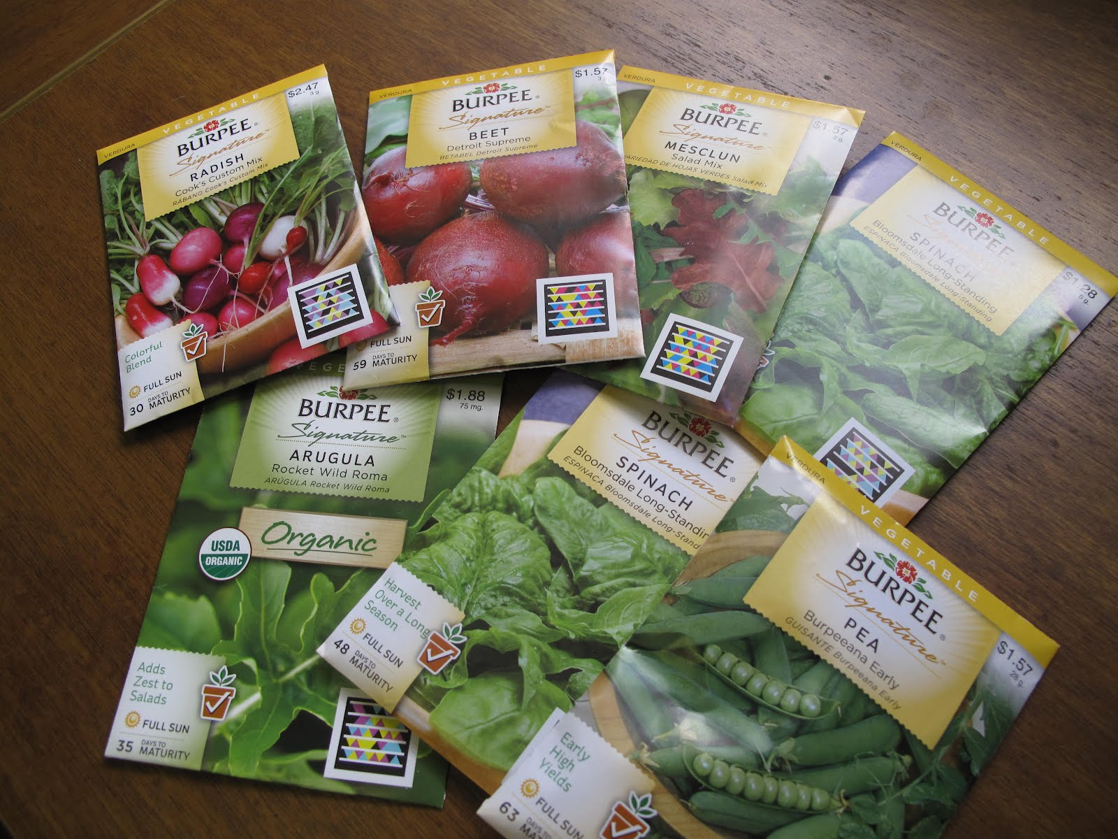 DIGS Vegetable Seed Planting and a Fun Surprise