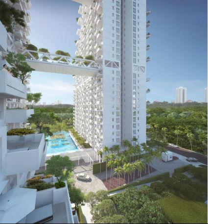 Ong Poh Lin: Capitaland SKY HABITAT BISHAN Condo New Launch