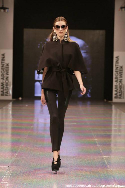 Calandra otoño invierno 2014 moda invierno 2014.