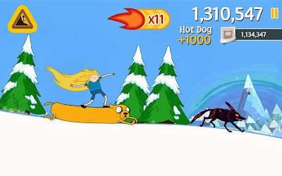 Ski Safari: Adventure Time 102 Full APK İndir