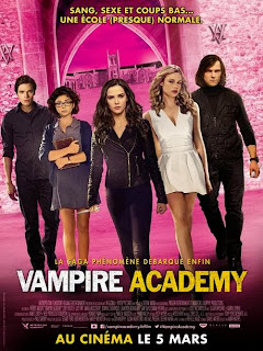 LE YEARBOOK Vampire Academy