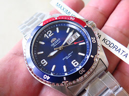ORIENT DIVER BLUE MAKO PEPSI BEZEL GEN 2 - AUTOMATIC - BRAND NEW WATCH