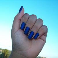 Azul Fosco Chique