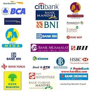 Daftar Kode Bank Transfer via ATM Bersama 2012