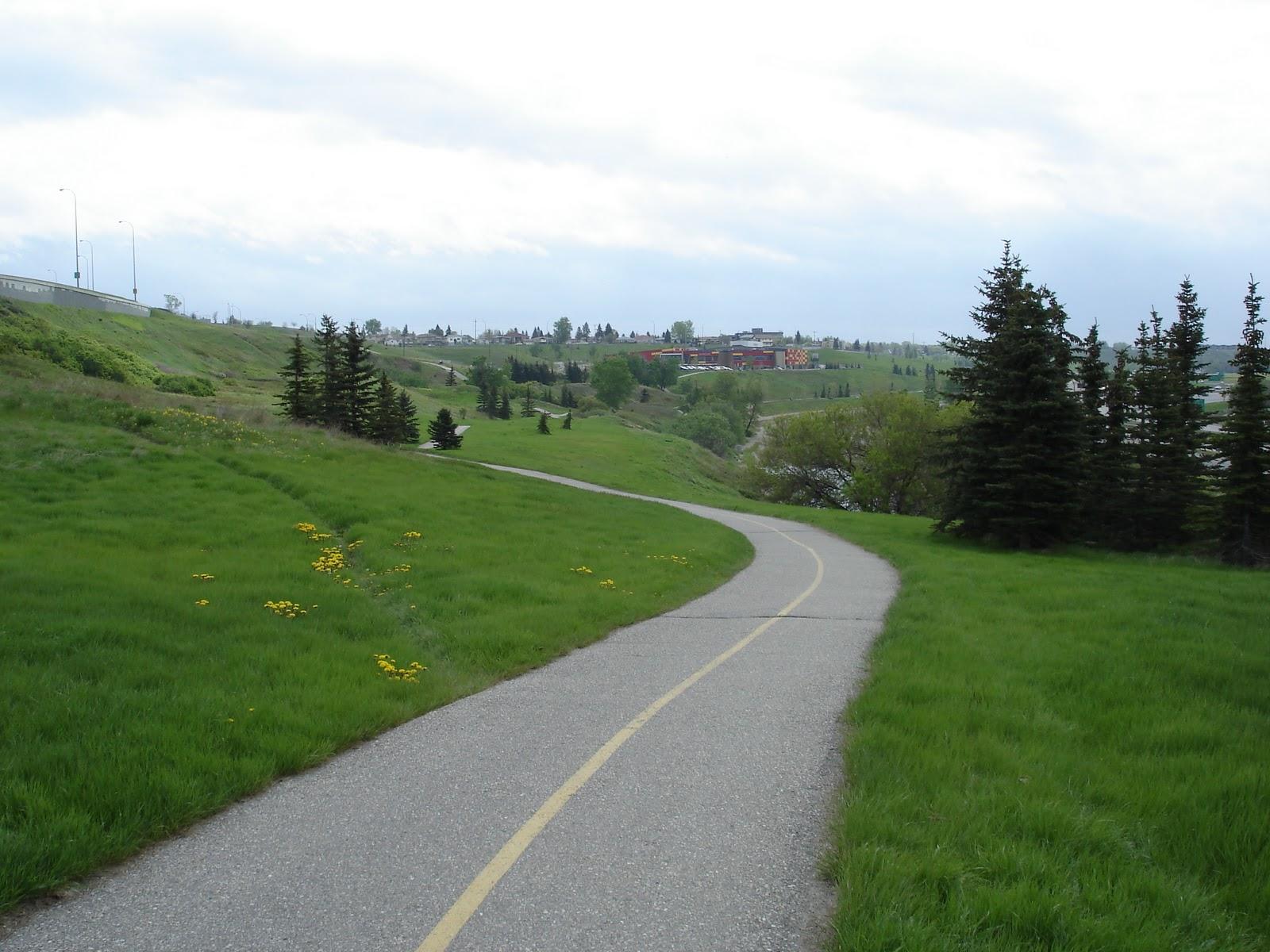 Saddle Up Bike CalgaryChestermere Bike Path Ride