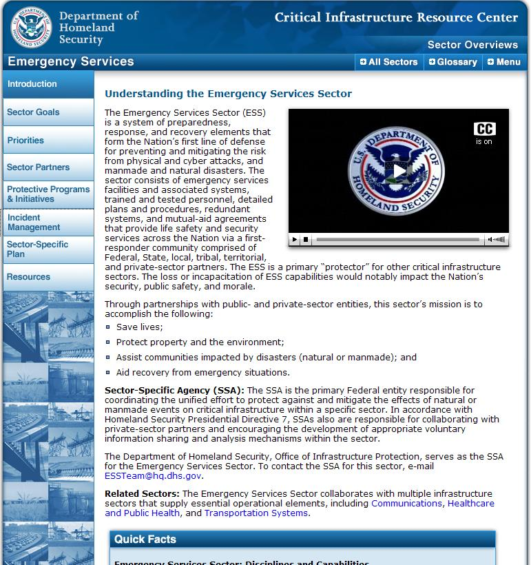critical mission of homeland security essay The department of homeland security protects the nation against terrorist attacks single, critical mission of protecting the united states using state-of-the-art.
