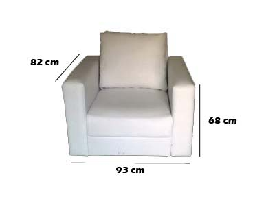 Sewa Sofa Single Seater