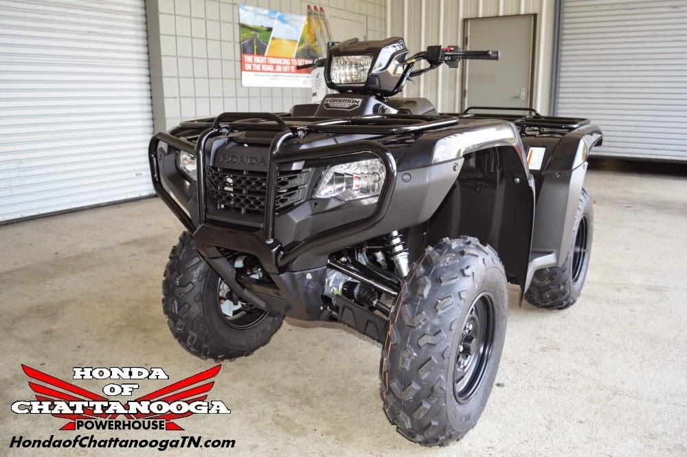 2015 Honda ATV / Four Wheeler Model Lineup | Honda of ...