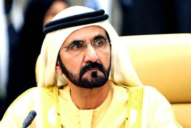 أمير الامارات محمد بن راشد ال مكتوم