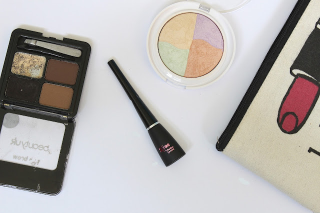 top eyebrow powder and liner