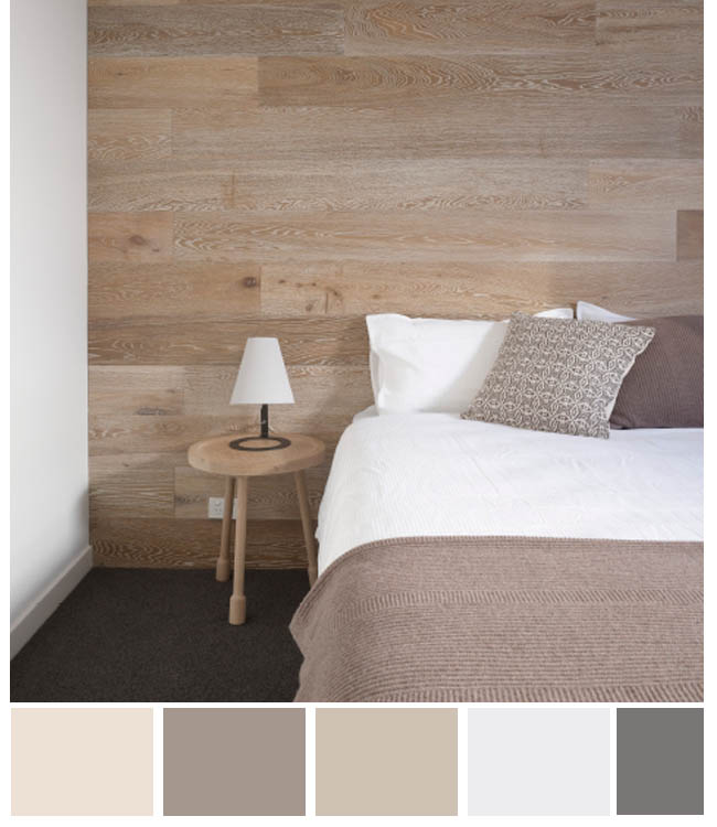 7 Great Color Palettes Surprising Bedroom Neutrals: Wicked & Weird: My Happy Palette