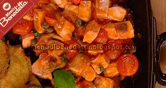 Pesce Spada in Rosso di Benedetta Parodi
