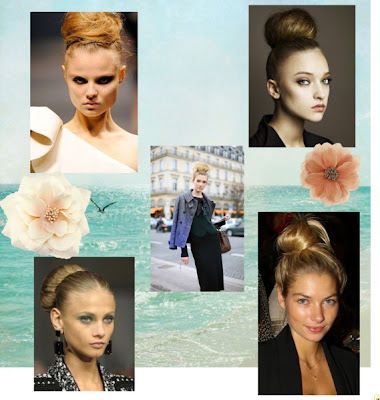 The It-it: A Top Knot
