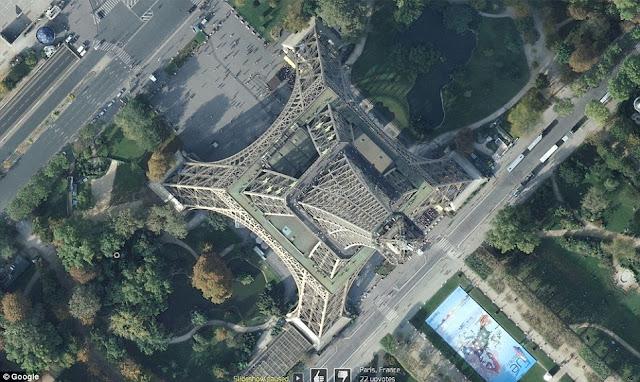 Эфелева башня