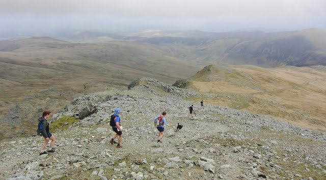 Fell running weekend