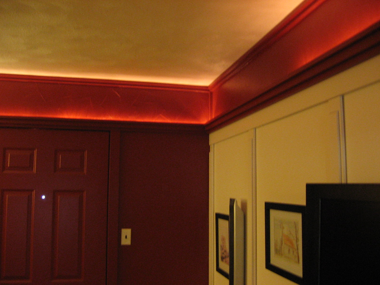 Recessed Soffit Lighting Alan Demi Ville