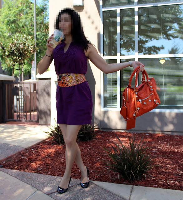 Petite fashion law Latina blogger