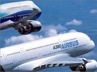 6 Perbedaan Utama Pesawat Boeing dan Airbus