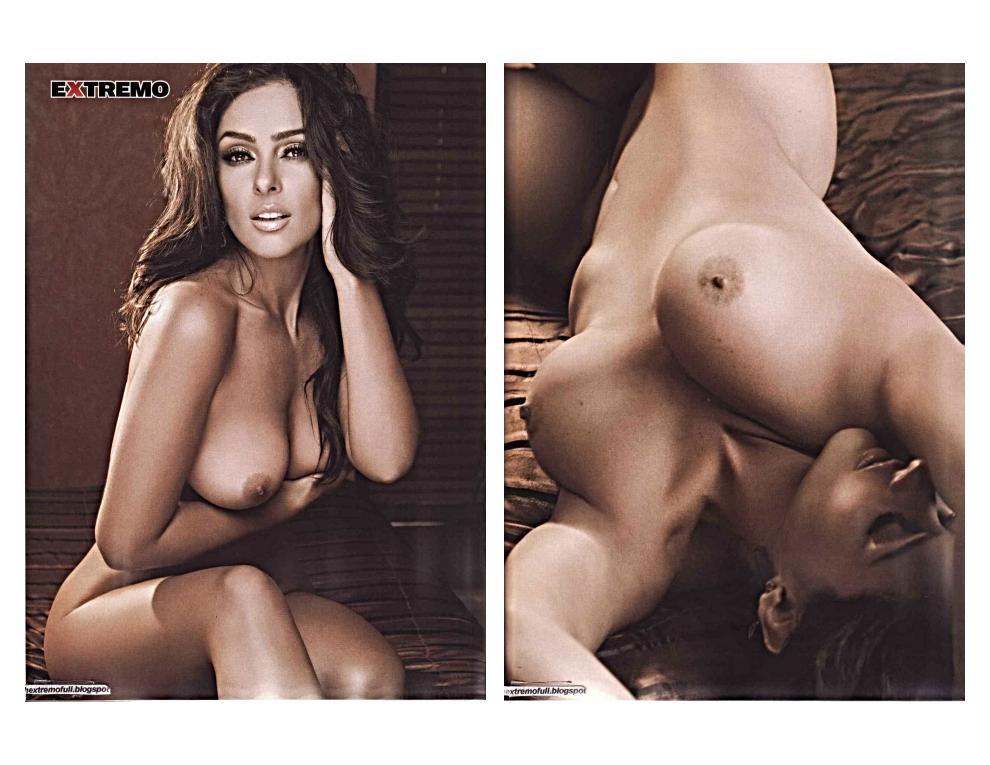 Andrea Garc A Desnuda En H Etremo
