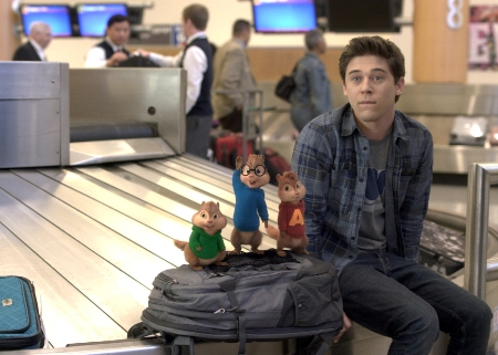 Josh Green in Alvin and the Chipmunks: The Road Chip