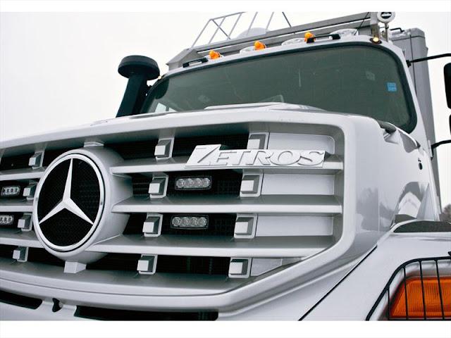videos de camiones mercedes zetros 6x6 de lujo 4