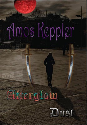 My novel Afterglow Dust