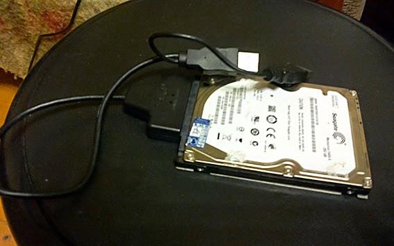USB провод для SATA жёсткого диска