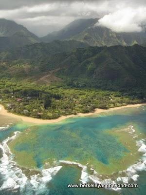 coastline of Kauai, Hawaii