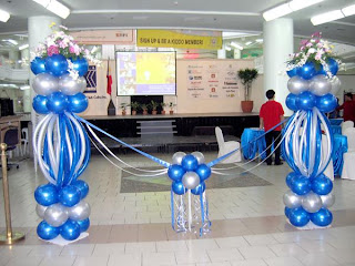 Ribbon Cutting Balloon