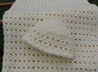 Ravelry: Easy Baby Blanket Crochet Pattern pattern by