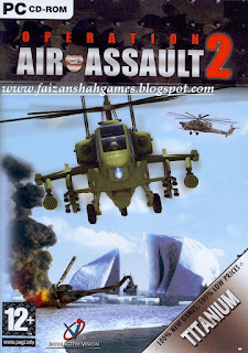 Operation air assault 2 trainer