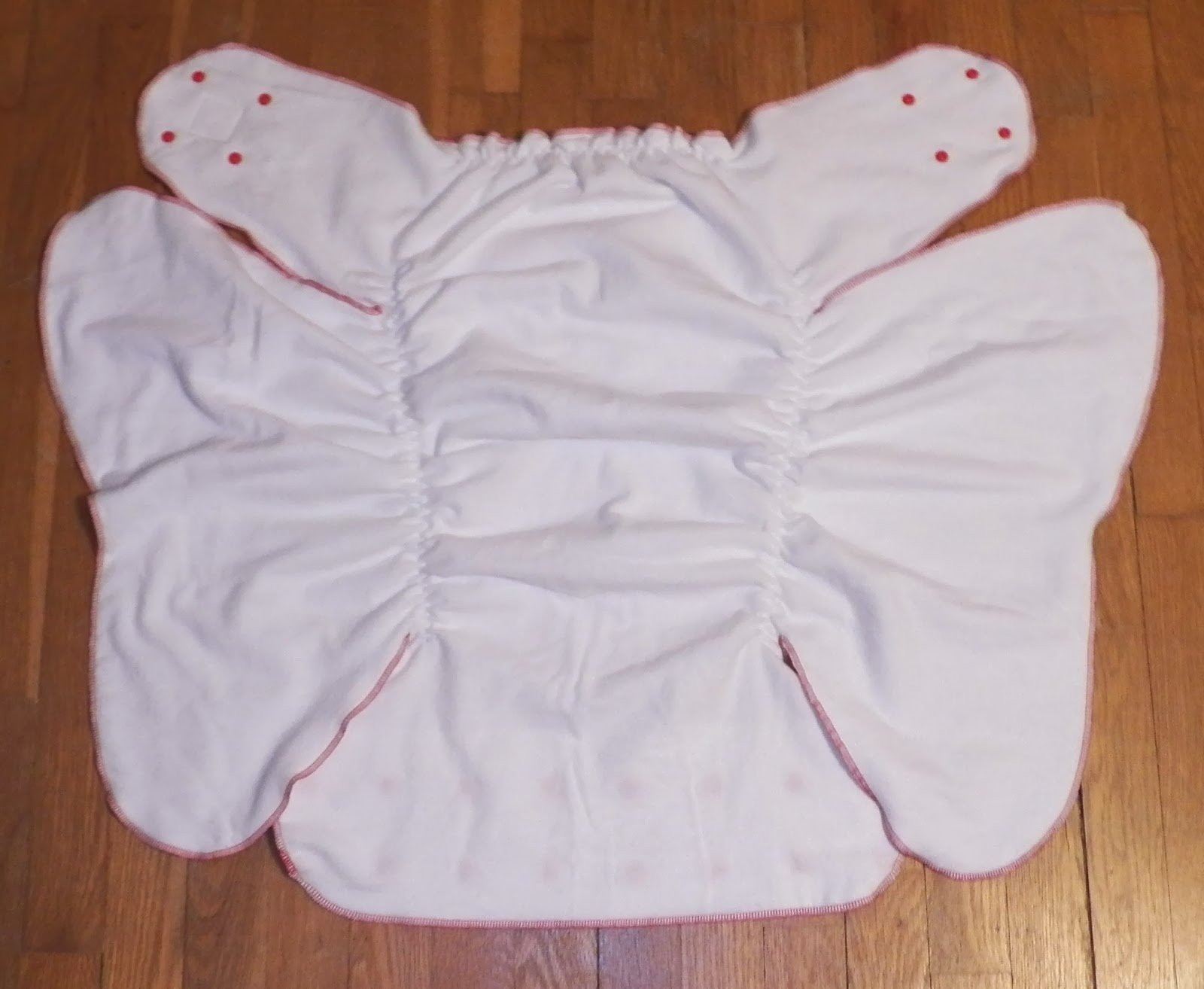 Clothe diapers for adults
