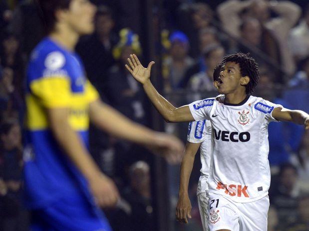 Gol do Romarinho narrado por uma rádio argentina