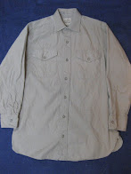 画像①                ~60's 「U.S.NAVAL ACADEMY」                COTTON SHIRTS