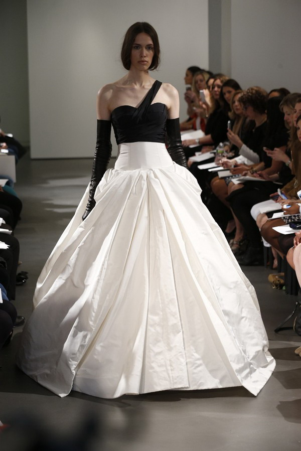 Celebrity Dresses: Vera Wang 2014 Spring and Summer Wedding Dresses ...