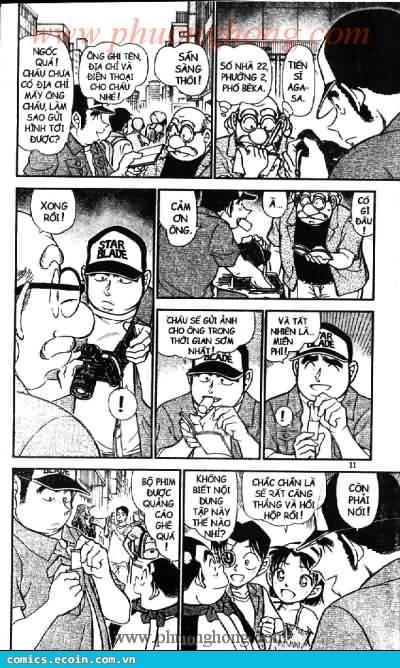Detective Conan - Thám Tử Lừng Danh Conan chap 533 page 7 - IZTruyenTranh.com