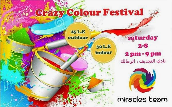 Crazy Color Festival