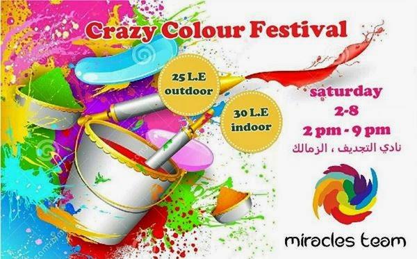 Crazy Color Festival
