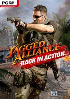 Jagged Alliance Back in Action – PC
