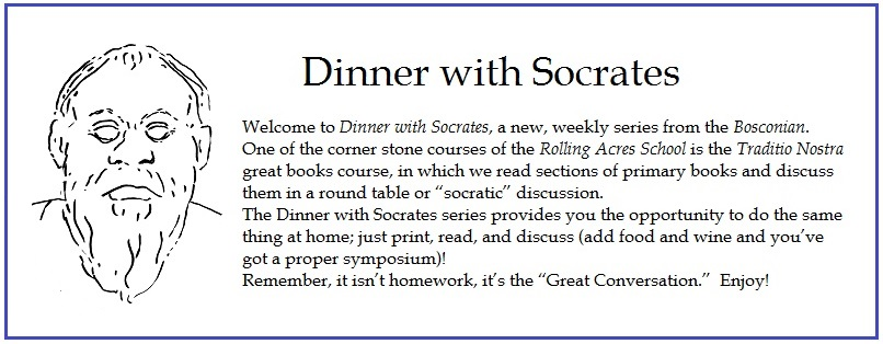 an overview of the role of socrates on death A brief introduction to and overview of ancient greek  with the death of plato and aristotle most of the life went out of  donate to the atlas society.