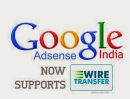 Tutorial for setting up Wire Transfer for Google AdSense for Indian publishers