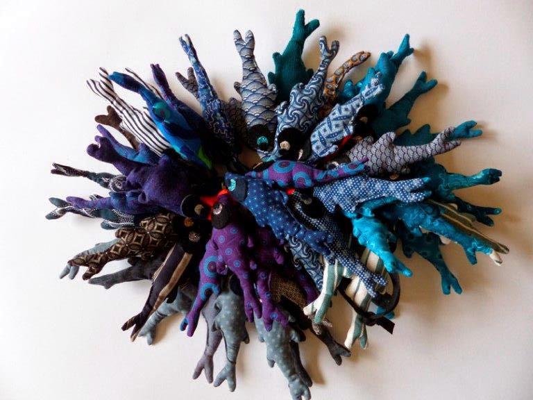 Porte-clés poissons - Fred Petit