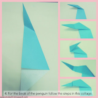 DIY origami penguin step 4 (jadesmoke04.blogspot.com)