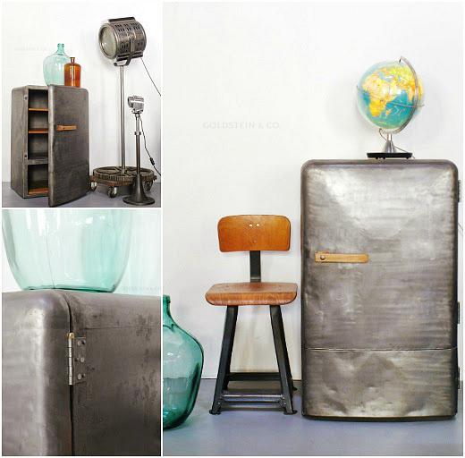 industrial chic meets retro style reise und tourismus. Black Bedroom Furniture Sets. Home Design Ideas