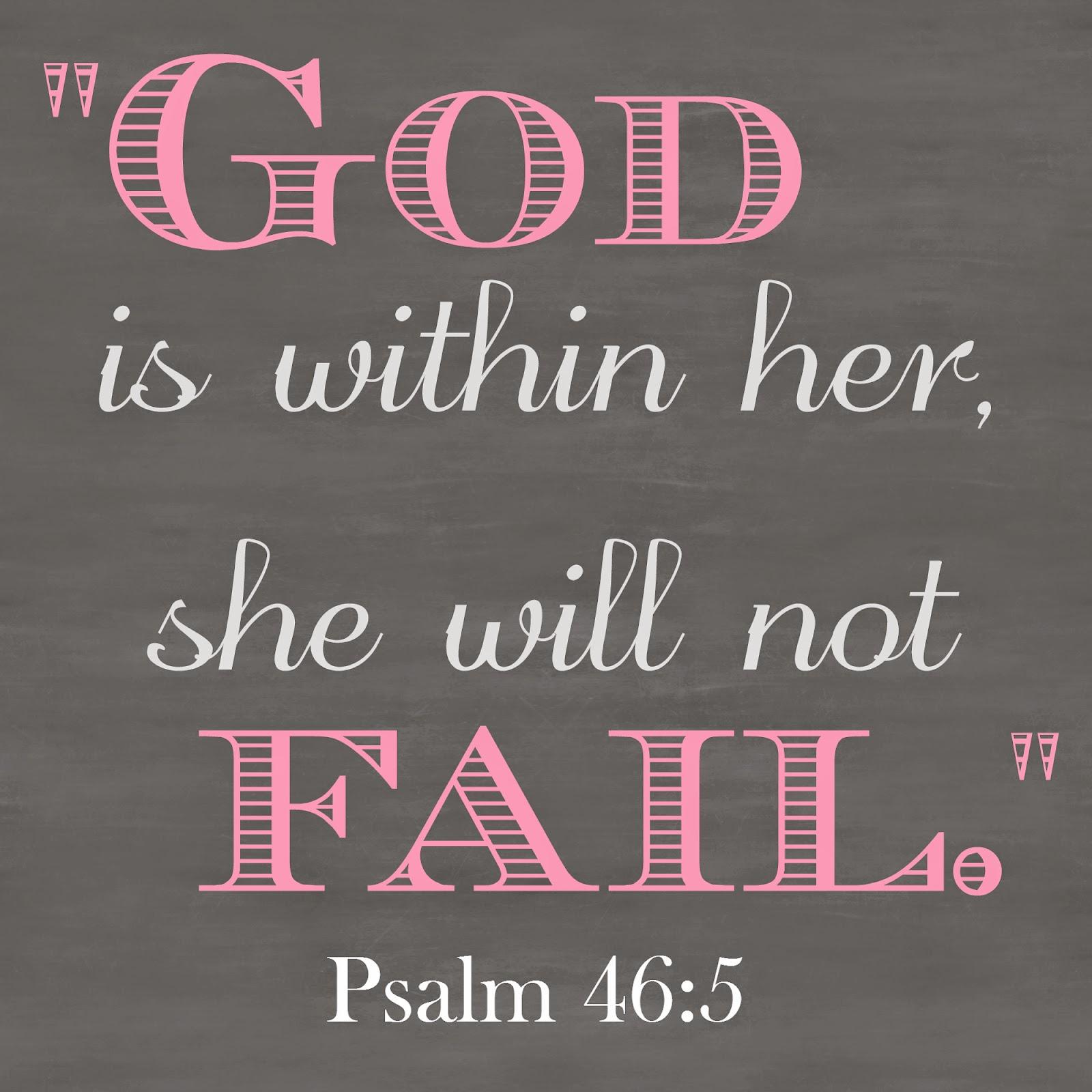 Psalm 46- YUMMommy