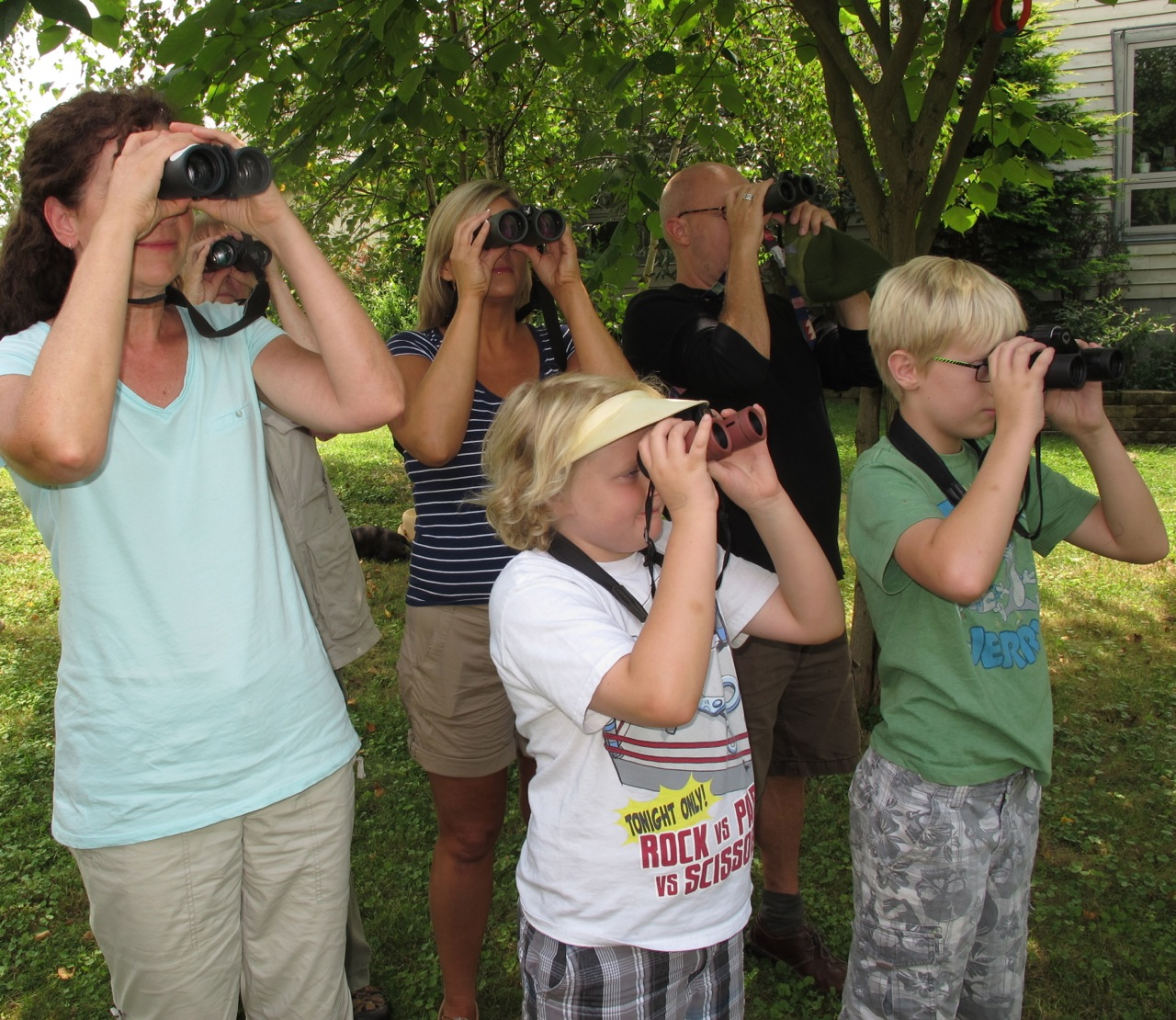 Bill of the Birds on Blogspot: The NEW Young Birder's Guide!
