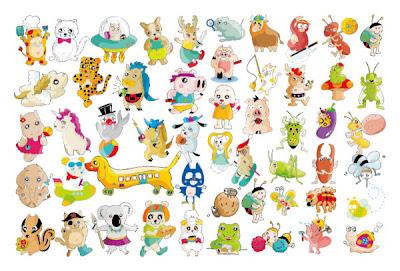 animalitos para imprimir
